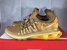 "Women's Nike Shox Gravity ""Gold"" Shoes -Reg $150- Style# AQ8554 700- Sz 8- NEW"