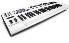 M-Audio Axiom Pro 49 Keyboard Midi Controller w/ USB Cable, Original Box