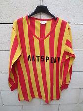 VINTAGE Maillot porté n°11 brodé SAINT-REMY de PROVENCE coton 80's shirt trikot