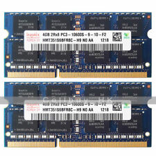 "New 8GB 2x4GB 1333 MHz PC3-10600 DDR3 SDRAM Memory For Macbook Pro 13"" 15"" 2011"