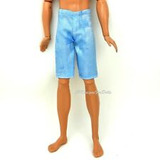 Ken Fashion Distress Denim Shorts New NO DOLL