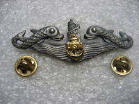 .US NAVY Badge Submarine Service badge NAVY Chief pin