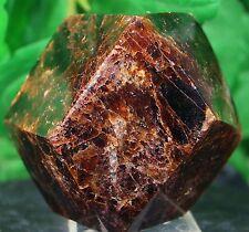 Natural Almandine Smooth Polish Garnet Crystal specimen 450 GRAMS From @ AFGHA!