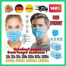 20-15000 Masken Einweg Mundschutz OP Masken Schutzmaske 3-lagig Atemschutz Maske
