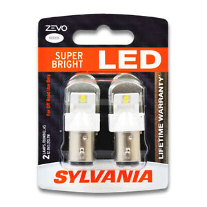 Sylvania ZEVO Parking Light Bulb for Chevrolet C20 K20 Kingswood C20 Pickup ob