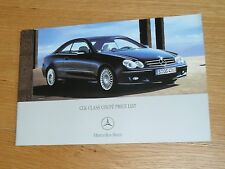 Mercedes CLK Coupe Price & Options 2007 - 200K 280 350 500 63 AMG 220 320 CDI