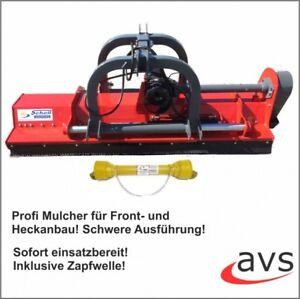 Schlegelmulcher AG 180cm Mulcher Front- und Heckanbau Mähwerk hydraulisch  ...