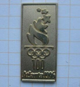 100 YEARS / ATLANTA  OLYMPIC GAMES 1996 USA .......... Pin (173i)
