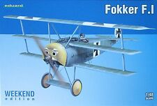 Eduard 1/48 EDK8493 Fokker Fr.1 Triplane WWI Fighter Weekend edition