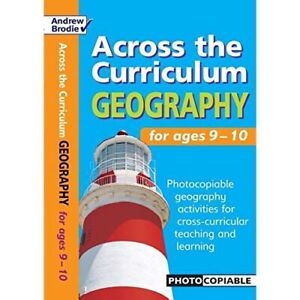 Across the Curriculum:  Geography for Ages 9-10   -   9780713673005