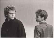 XAVIER DELUC - CATHERINE FROT / PHOTO INTERPRESS - 1987