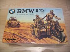 ESCI 1:9 BMW R75 with Sidecar Kit - Kit No 7001 - Unused in sealed bags