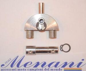 Fontana Ceriani Grimeca Oldani 4-shoe racing brake cable splitter box Menani 355