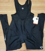 PEARL IZUMI ELITE THERMAL BARRIER CYCLING TIGHTS BLACK $160 NEW 11111237 SIZE XL