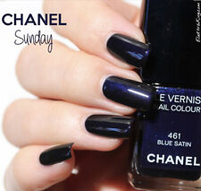 Chanel Nagellack Original Nr.461 Blue Satin 13ml.NEW ohne OVP.no Box.
