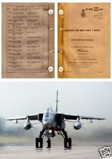 SEPECAT Jaguar Period Jet Manuals AP Service Tech Archive RAF 1970's RARE GR1