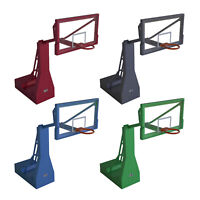 1:32 Plastic Simulation Basketball Hoop Stand Model for Action Figure Props