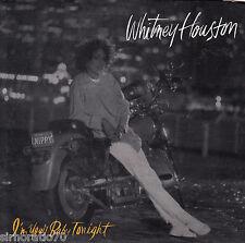 WHITNEY HOUSTON I'm Your Baby Tonight / I'm Knockin' 45