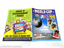 USA 94 world cup album figurine calciatori euroflash ( fo )