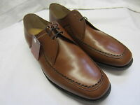 Loake 'Fontwell' Mens Tan Calf Leather Lace Up Shoes