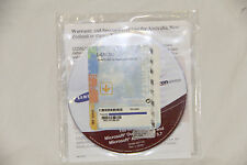 Samsung Pocket PC 2003 Premium W/Outlook 2002 Software CD w/Product Key - SEALED