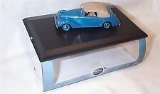 Armstrong Sideley Hurricane Blue Closed roof Malcolm Campbel 1-43 new in case