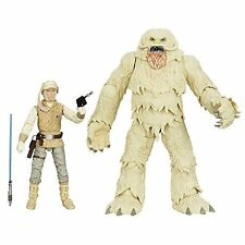 NEW Star Wars The Black Series Luke Skywalker and Wampa 6 Inch Figures
