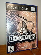 Detonator  PLAYSTATION 2 PS2 -   **FAST POST AUSSIE SELLER** PAL