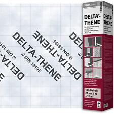(8,95€/qm) Dörken Delta Thene 20 x 1m Flächenabdichtung