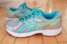 SALE! ASICS Women's Gel-Contend Running Shoes - US Size 8 - White Turquoise