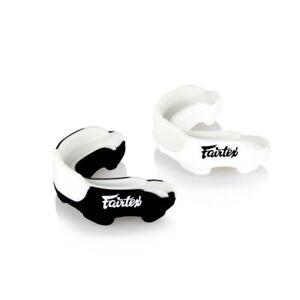 Fairtex Mouthguard (MG3) Muay Thai Boxing Gel Gum Teeth Protector