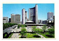 Toronto Ontario Canada Postcard City Hall Nathan Phillips Square Council Chamber