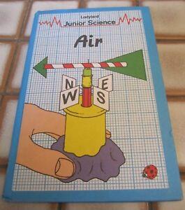 "Ladybird ""Air"" From Junior Science Series 1982"