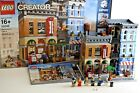 LEGO 10246 Creator Detectives Office — Complete Set! Excellent Condition!