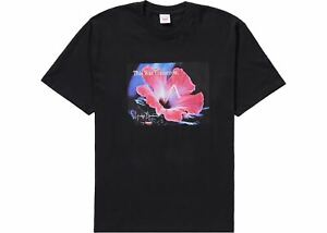 Supreme Yohji Yamamoto This Was Tomorrow Tee T-Shirt Size Large Black FW20 New