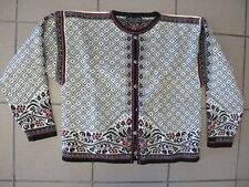 Dale of Norway Casual Cardigan button front XL made Norway