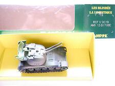 Panzer tank char AMX 13 Bitube FLAK AA-Gun + Radar, Verem #9019 in 1:50 BOXED
