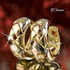 1928 Jewelry Rose Goldtone Vine Filigree Earrings eBay