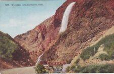Waterfalls-Ogden Canyon, Utah
