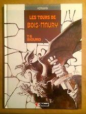 LES TOURS DE BOIS-MAURY - T6 : Sigurd - (R)
