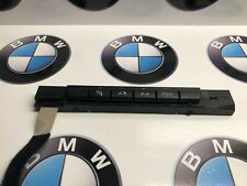 BMW 1/3 SERIES E93 ROOF SWITCH AUTO START/STOP PDC CONTROL PANEL SWITCH 9181258