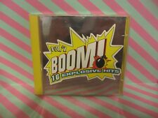 BOOM Vol. 2 CD KRS-ONE BLONDIE BIG PUNISHER next R KELLY