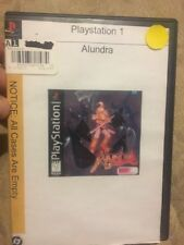 Alundra (Sony PlayStation 1, 1997)