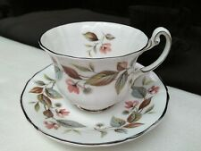 ROYAL ADDERLEY Ridgway England BEECHWOOD H1650 Cup and Saucer Collection