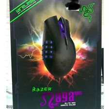 Razer naga epic wireless and cable used
