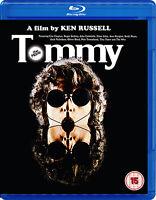 Tommy - Digitally Remastered  1975 Blu-Ray