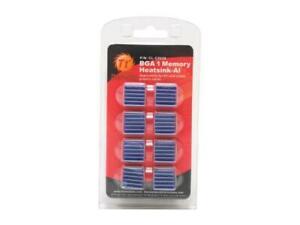 Thermaltake - Graphic Card Memory Heatsinks -BGA 1 Memory Heatsink-Al - CL-C0026