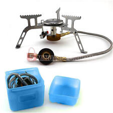 Outdoor Picnic Gas Burner Portable Backpacking Camping Hiking Mini Stove 3500W