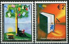 Kosovo Stamps 2010. EUROPA CEPT. Children's Books. Set MNH