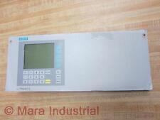 Siemens C79165A3042B14 Ultramat 6 U6 Front Panel 1075.6500.00